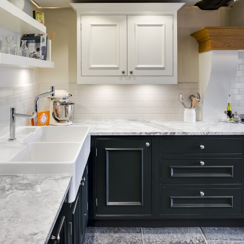 Leathered Granite Worktop
